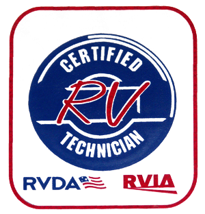 certified rv tech patch